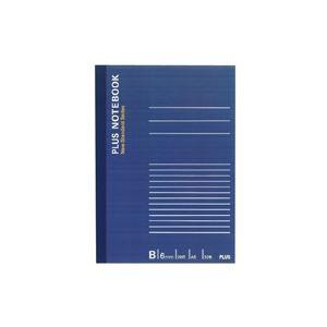 直送・代引不可(業務用500セット) プラス ノートブック NO-103BS A5 B罫別商品の同時注文不可
