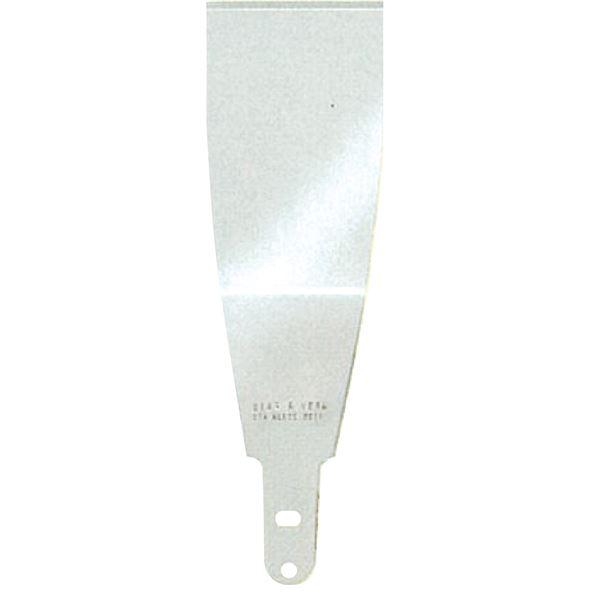 直送・代引不可(業務用20個セット) H&H 電動スクレーパー コゲラベーシック用替刃 【刃付きオフセット型】 #701 SK-4製 BRY-BA別商品の同時注文不可