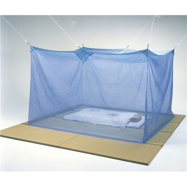 直送・代引不可大蚊帳 6畳 (日本製)【代引不可】別商品の同時注文不可