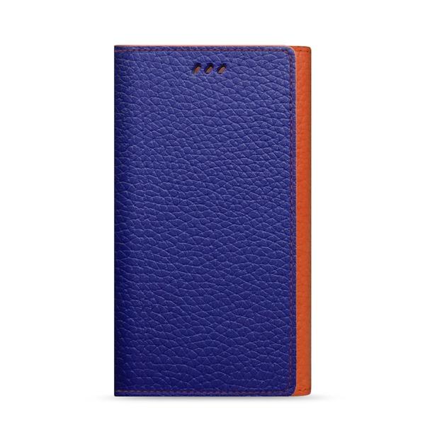 直送・代引不可iPhone6s/6 ケース araree Z-folder お財布ケース(アラリー ゼットフォルダー オサイフケース )アイフォン(Blue Orange)【代引不可】別商品の同時注文不可