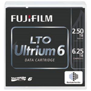 直送・代引不可(業務用2セット) 富士フィルム(FUJI) LTOカートリッジ6 LTO FB UL-6 2.5T J別商品の同時注文不可