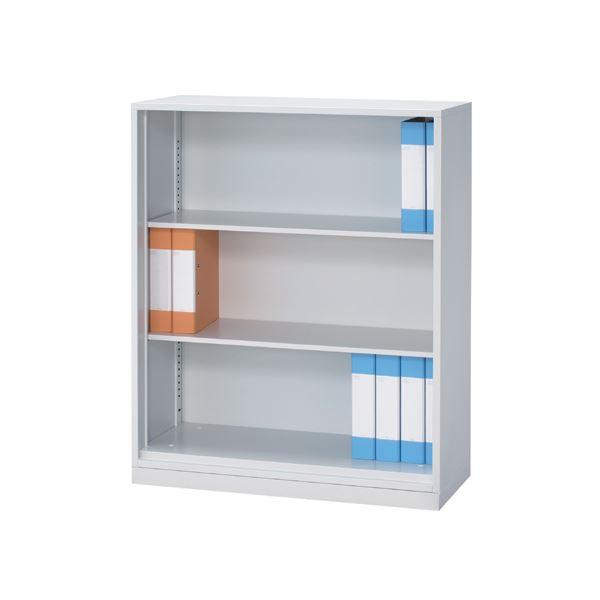 直送・代引不可東京鋼器 オープン書庫 3段下置 MST105-OB別商品の同時注文不可