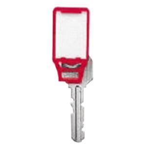 直送・代引不可 (業務用200セット) プラス キーフック KK-1N RD 別商品の同時注文不可