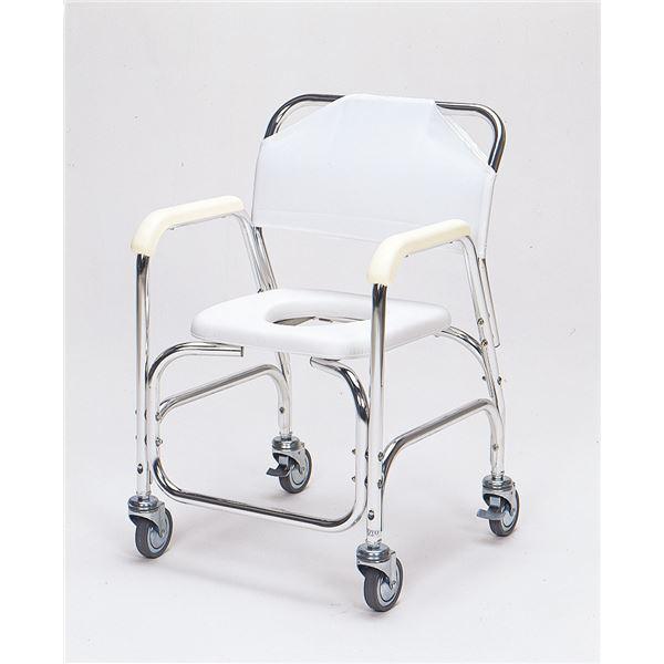 直送・代引不可日進医療器 シャワーキャリー アルミ製シャワーチェア (1)Eタイプ TY535E別商品の同時注文不可