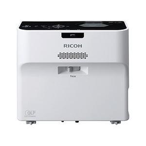 直送・代引不可リコー 超短焦点プロジェクター RICOH PJ WX4152NI 512954別商品の同時注文不可