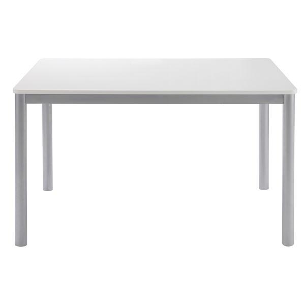 直送・代引不可あずま工芸 ダイニングテーブル 幅120cm ホワイト TDT-1191別商品の同時注文不可