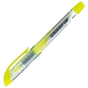 直送・代引不可(業務用50セット) ジョインテックス 蛍光マーカー直液式 黄10本 H026J-YL-10別商品の同時注文不可