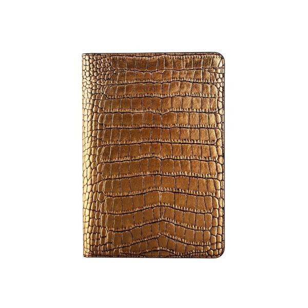 直送・代引不可GAZE iPad Mini 3 Gold Croco Diary別商品の同時注文不可
