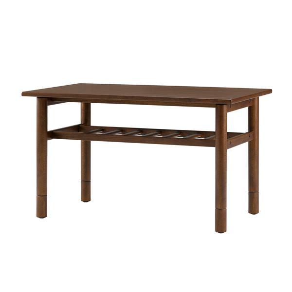 直送・代引不可 ボスコプラス テスラ LDテーブル 100cm ブラウン LT10105Q-PD200 別商品の同時注文不可