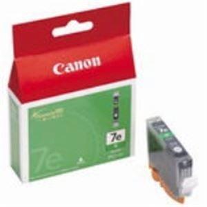 直送・代引不可(業務用40セット) Canon キヤノン インクカートリッジ 純正 【BCI-7eG】 グリーン(緑)別商品の同時注文不可