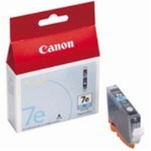 直送・代引不可(業務用40セット) Canon キヤノン インクカートリッジ 純正 【BCI-7ePC】 フォトシアン別商品の同時注文不可