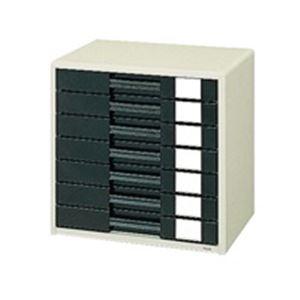 直送・代引不可(業務用2セット) プラス レターケース A4横 LC-207H エルグレー別商品の同時注文不可