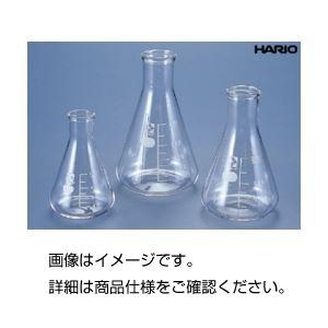 直送・代引不可 (まとめ)三角フラスコ(HARIO) 1000ml【×5セット】 別商品の同時注文不可