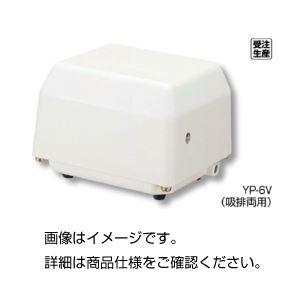 直送・代引不可 電磁式エアーポンプ YP-6V 別商品の同時注文不可