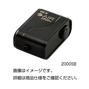 直送・代引不可(まとめ)エアーポンプ 6000WB【×3セット】別商品の同時注文不可