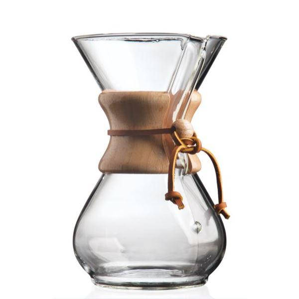 直送・代引不可CHEMEX(ケメックス) 6人用 コーヒーメーカー別商品の同時注文不可