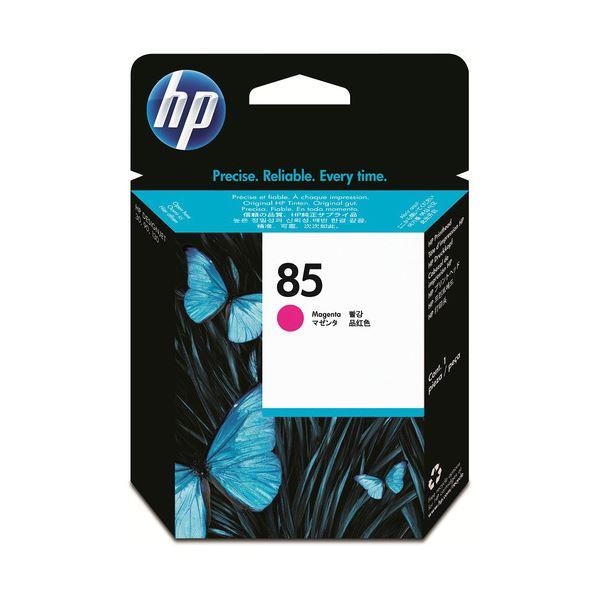 直送・代引不可(まとめ) HP85 プリントヘッド マゼンタ C9421A 1個 【×3セット】別商品の同時注文不可