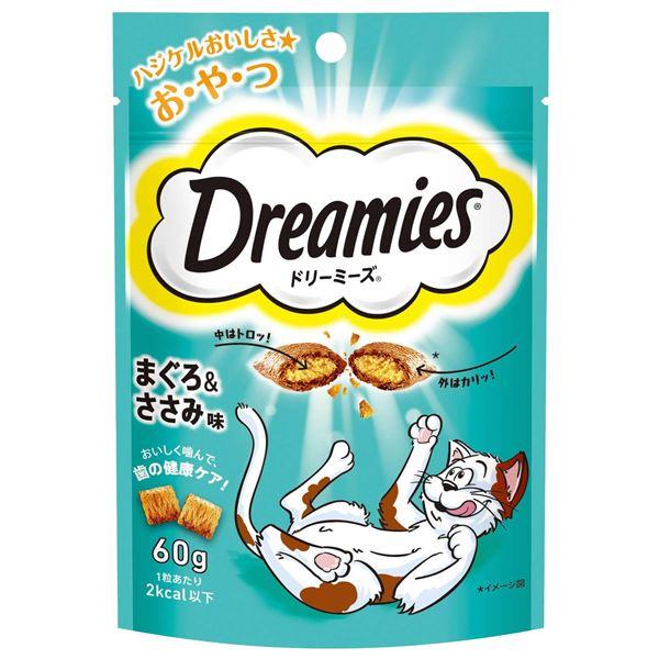 直送・代引不可(まとめ) DRE8 ドリーミーズ まぐろささみ味60g 【猫用フード】【ペット用品】 【×36セット】別商品の同時注文不可
