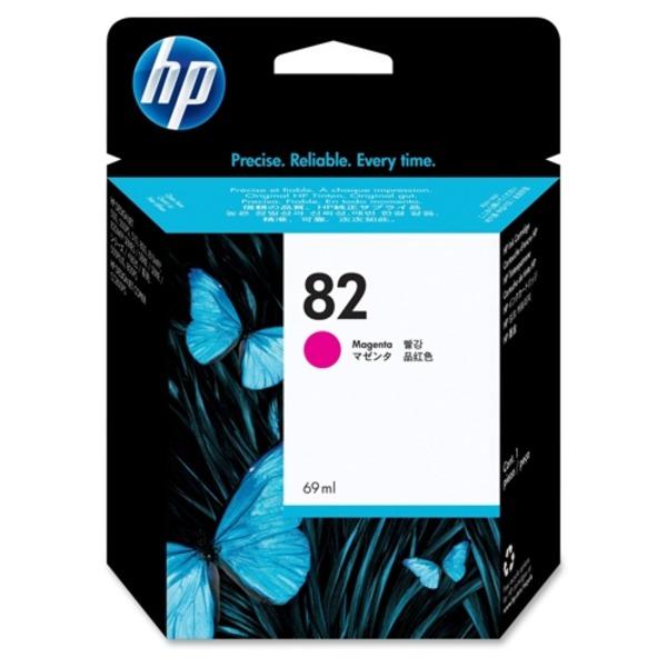 直送・代引不可(業務用5セット) HP ヒューレット・パッカード インクカートリッジ 純正 【HP82 C4912A】マゼンタ別商品の同時注文不可