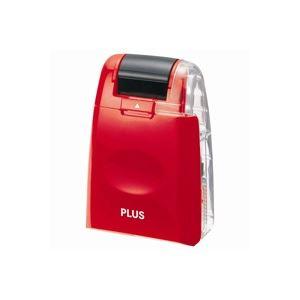 直送・代引不可(業務用100セット) プラス 大きな文字用ローラーケシポン IS-500CL赤別商品の同時注文不可