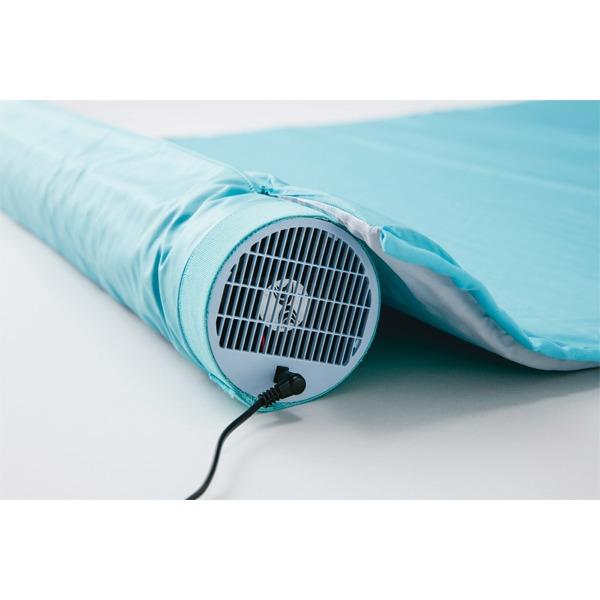 直送・代引不可空調ベッド KBT-S02 送風マット 風眠別商品の同時注文不可