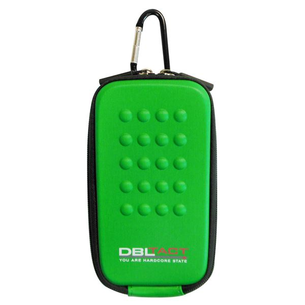 直送・代引不可(業務用10個セット) DBLTACT マルチ収納ケース(プロ向け/頑丈) DT-MSK-GR グリーン 別商品の同時注文不可