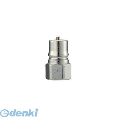 長堀工業 ナック CHP12P クイックカップリング HP型 特殊鋼製 高圧タイプ オネジ取付 364-3956 【送料無料】