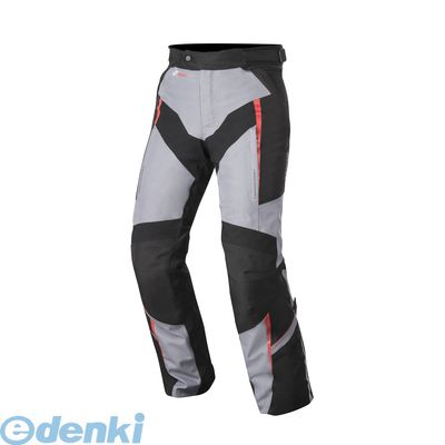 アルパインスターズ(alpinestars) [8021506046813] YOKOHAMA DRYSTAR PANTS 1018 DARK GRAY BLACK RED M【送料無料】