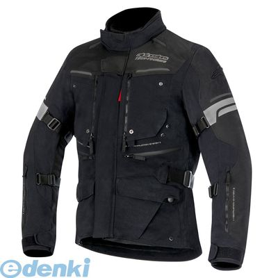 アルパインスターズ(alpinestars) [8051194805621] VALPARAISO 2 DRYSTAR JACKET 131 BLACK GRAY RED 3XL