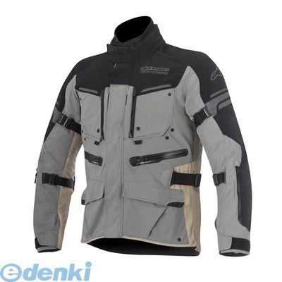 アルパインスターズ(alpinestars) [8051194805690] VALPARAISO 2 DRYSTAR JACKET 918 GRAY BLACK SAND 3XL