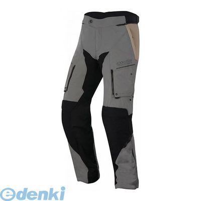 アルパインスターズ(alpinestars) [8051194806307] VALPARAISO 2 DRYSTAR PANTS 918 GRAY BLACK SAND 3XL