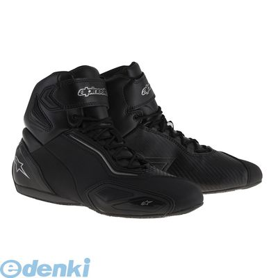 アルパインスターズ(alpinestars) [8051194984951] FASTER 2 WATER PROOF SHOES 1101 BLACK GUN METAL サイズ:9【送料無料】