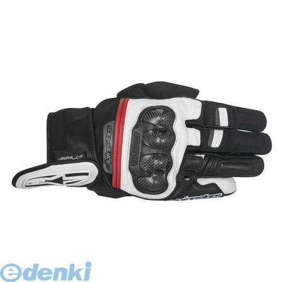 アルパインスターズ(alpinestars) [8051194987914] RAGE DRYSTAR GLOVE 123 BLACK WHITE RED L
