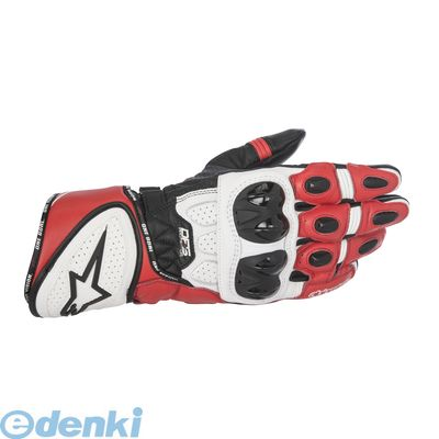 アルパインスターズ(alpinestars) [8051194988768] GP PLUS R GLOVE 123 BLACK WHITE RED XL【送料無料】