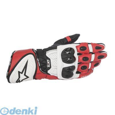 アルパインスターズ(alpinestars) [8051194988775] GP PLUS R GLOVE 123 BLACK WHITE RED 2XL【送料無料】