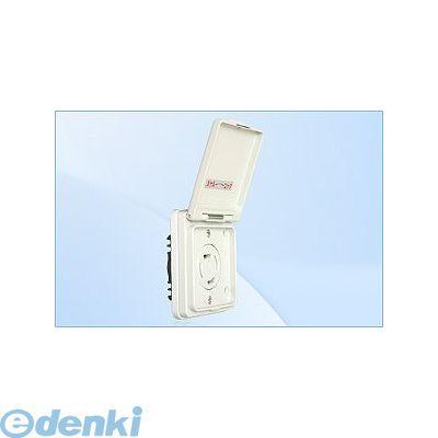 アメリカン電機 4220PW 【5個入】 引掛形 防水パネルコンセント