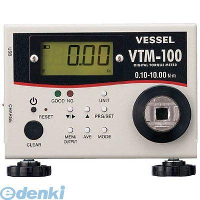 ベッセル VESSEL VTM-10 直送 代引不可・他メーカー同梱不可 直送 代引不可・他メーカー同梱不可 トルクメーター VTM‐10【送料無料】