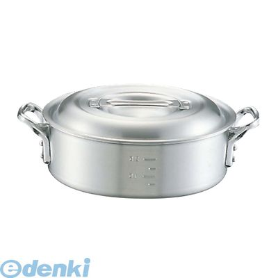 [90800] アルミ キング 外輪鍋(目盛付)45 4571335090401