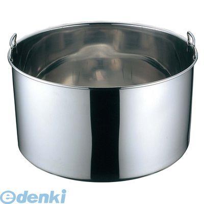 821500 エバーホット用 ステンレス内鍋 ライス・スープ兼用 大 φ360 4548170101258【送料無料】