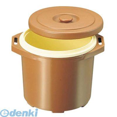 822100 プラスチック 保温食缶 ごはん用 DF-R2 小 D/B 4548170148956