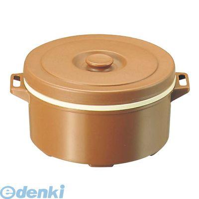 822200 プラスチック 保温食缶 みそ汁用 DF-M1 大 D/B 4548170148963【送料無料】