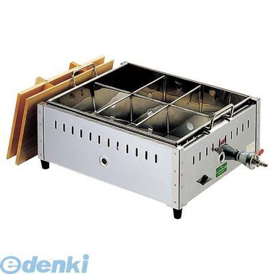 886010 EBM 18-8 関東煮 おでん鍋 2尺 60 LP 4548170019850