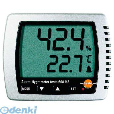 2871000 卓上式温湿度計 アラーム付 Testo608-H2 4029547000331