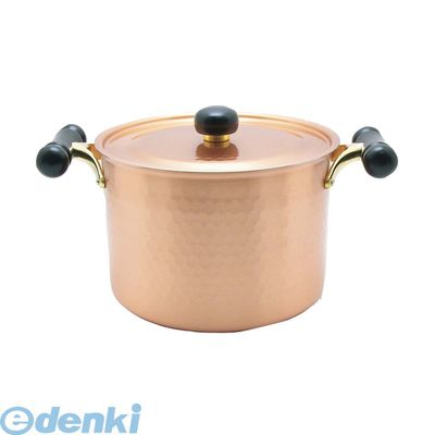 3111100 銅IHアンティック 深型鍋 IH-103 22 4518160006320