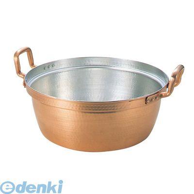 4000400 直送 代引不可・他メーカー同梱不可 EBM 銅 段付鍋 錫引きあり 48 4571151420796