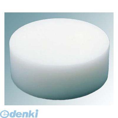 6056000 K型 プラスチック 中華まな板 大 φ450×H150 4548170149076