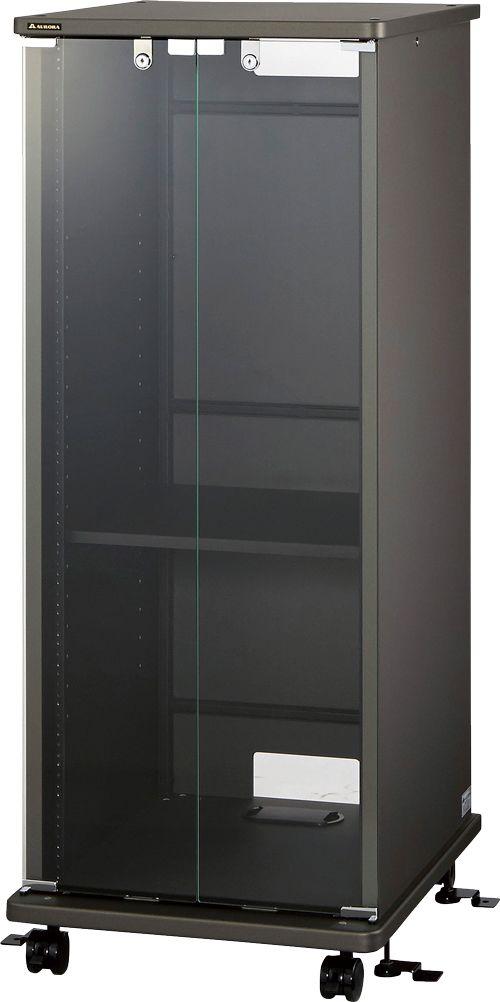 EIA-K28B 「直送」【代引不可・他メーカー同梱不可】 オーロラ 木製EIAラック ハイタイプ【キャンセル不可】