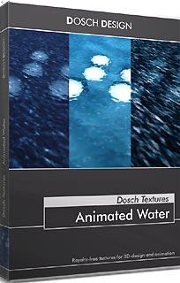 【キャンセル不可】DT-AW 「直送」【代引不可・他メーカー同梱不可】 DOSCH DESIGN DOSCH Textures: Animated Water