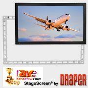 SHC-K551 「直送」【代引不可・他メーカー同梱不可】 DRAPER 大型トラス組立スクリーン Stage Screen 16:9 HDフォーマット コンプリートキット【キャンセル不可】