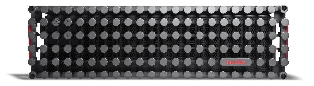 【キャンセル不可】SDIF100-2Y8M0000 「直送」【代引不可・他メーカー同梱不可】 サンディスク InfiniFlash - Box - IF100 - 64TB - Mini (8TB version) 【1入】